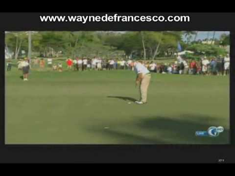 Steve Stricker Putting Analysis Video