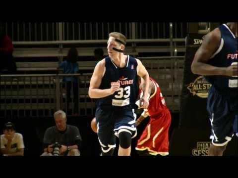 NBA D-League Gatorade Call-up video: Justin Hamilton