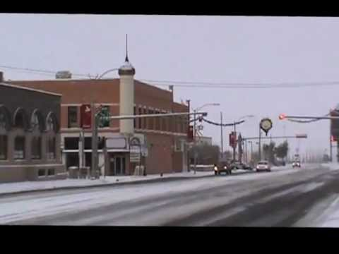 Alamogordo Snow of December 2011