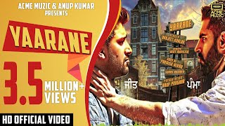 Yaraane | Navjeet Kahlon | Full Music Video | Acme Muzic