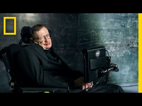 Stephen Hawking on Space Exploration