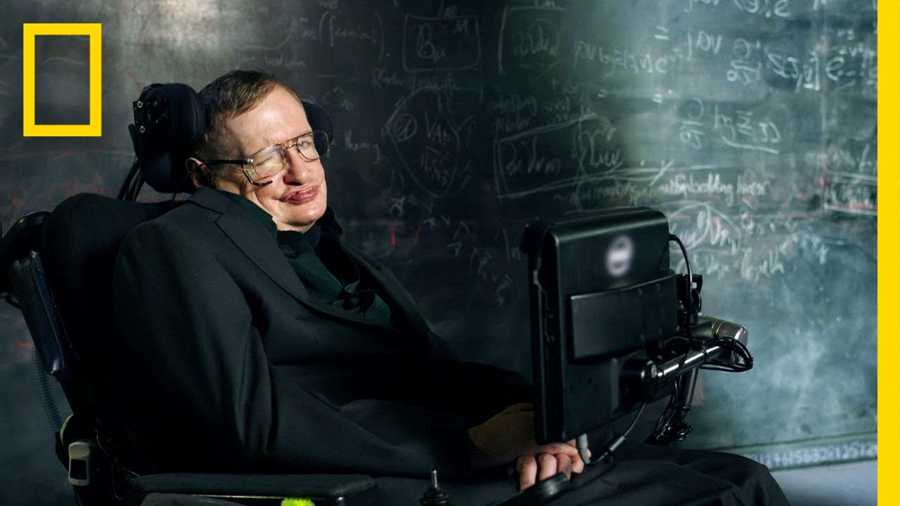 Stephen Hawking Black holes may offer a route to another