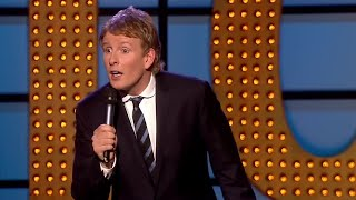 Patrick Kielty on Relationships - Live at the Apollo - BBC