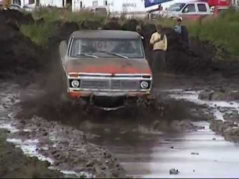 GP Mud Bog '07 Video