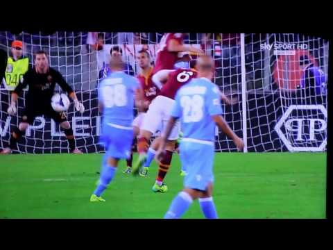 Roma-Napoli 2-0 SKY HD - Ampia Sintesi - Highlights - All Goals - © Serie A 2013-2014