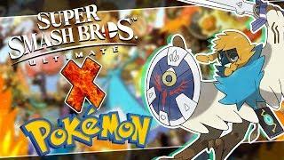 Super Smash Bros. Ultimate X Pokémon (#Whatif)