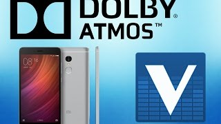 How to install Viper4Android Fx And Dolby Atmos on any Android!2017(Redmi note 4 and Redmi note 3)!