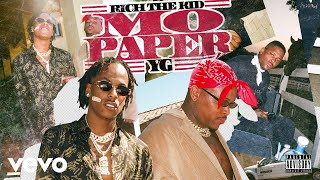 Rich The Kid Mo Paper Audio Ft Yg