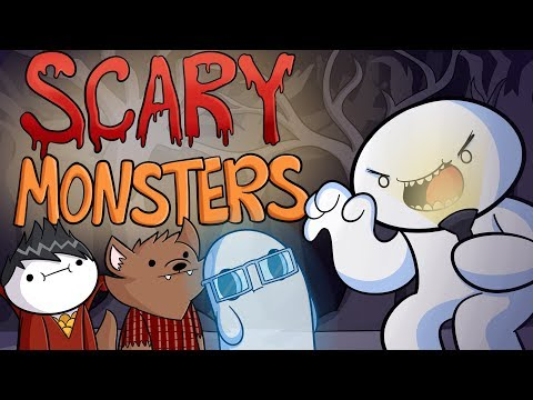 Monsters You Didn't Know Were Under Your Bed