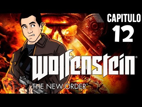 Wolfenstein: The New Order con ALK4PON3 Ep. 12 I el U-boat, Tecnologia HD, a la Luna I