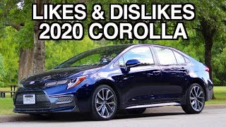 Likes and Dislikes: 2020 Toyota Corolla on Everyman Driver