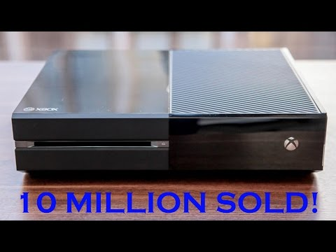 The Xbox One Has Officially Sold Over 10 Million Units!