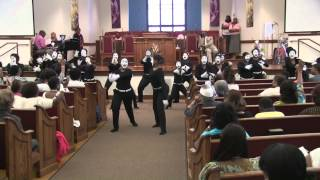 Greater Is Coming - CGBC Silent Expressions Mime Ministry