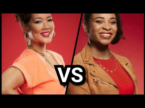 Koryn Hawthorne vs. Tessanne Chin - Try