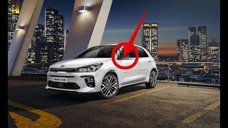 2018 Kia Rio GT-Line Hatchback Review - Exterior Interior