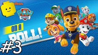 PAW PATROL ON A ROLL Cartoon Game Videos for Kids - Video Games for Children #3