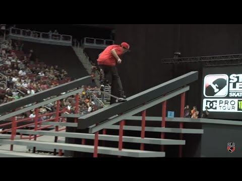 Street League Quick Clip: Glendale AZ 2011 Finals