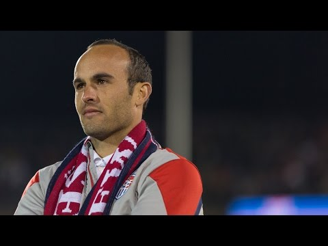 Landon Donovan's Final Game for the USA
