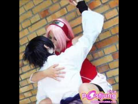 Naruto-sakura Cosplay Kissy Kissy video