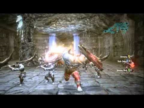 Trailer Ninety-Nine Nights II - Gamescom 2010