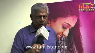 Delhi Ganesh At Ennul Aayiram Movie Team Interview