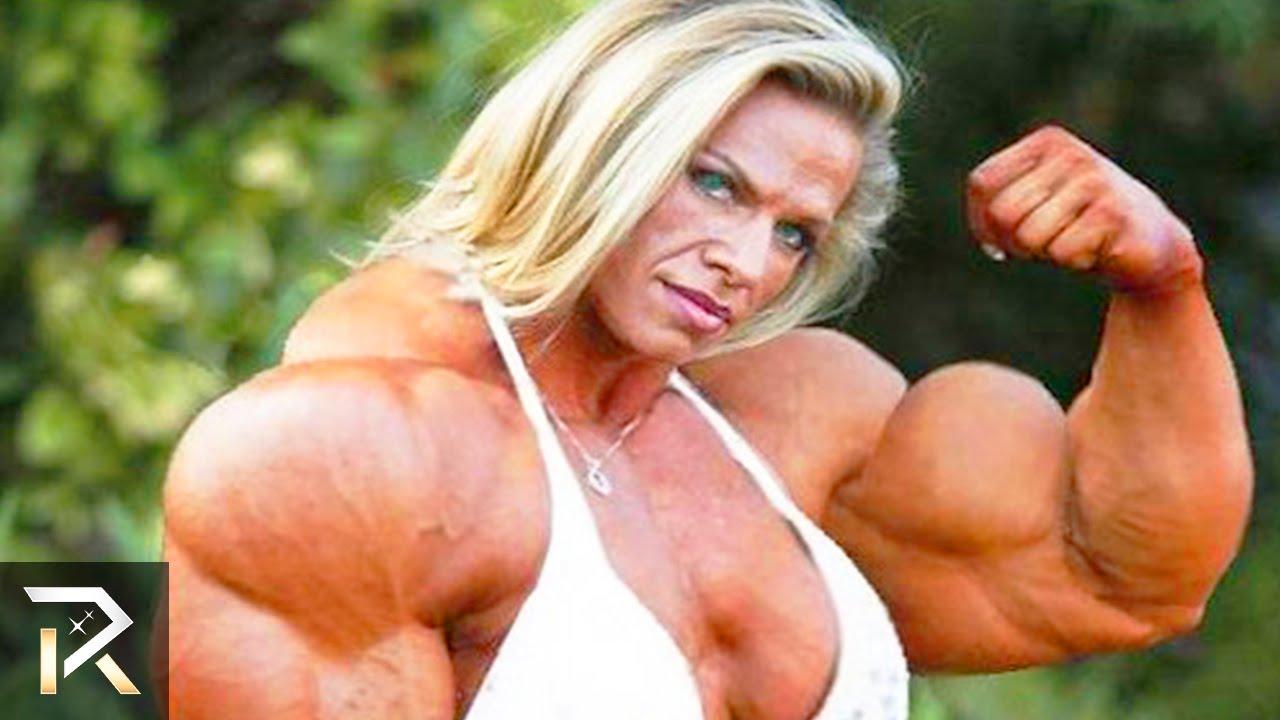 Extreme Female Bodybuilding Transformations