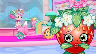 SHOPKINS SHOPVILLE NEW COMPILATION | Strawberry Gelato ?! | Kids Movies | Shopkins Episodes
