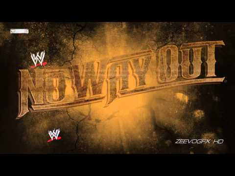 WWE No Way Out '12 Official Theme Song -