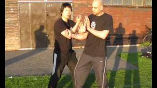 Samuel Kwok Wing Chun school in London, Siu Lm Tao - Part 1