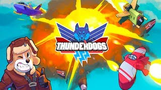 Thunderdogs - Android Gameplay ᴴᴰ