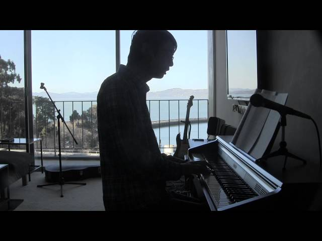 Drops of Jupiter piano cover