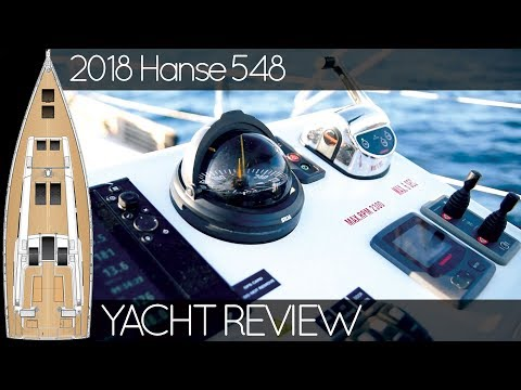 2018 Hanse 548 Review - Simply The Best