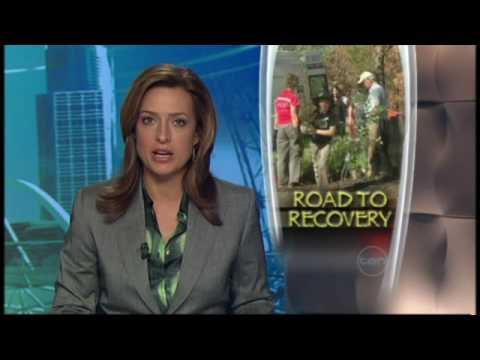 Ten News at Five Melbourne - 20/03/2009