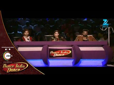 Dance India Dance Season 3 - Crocroach  Raghav
