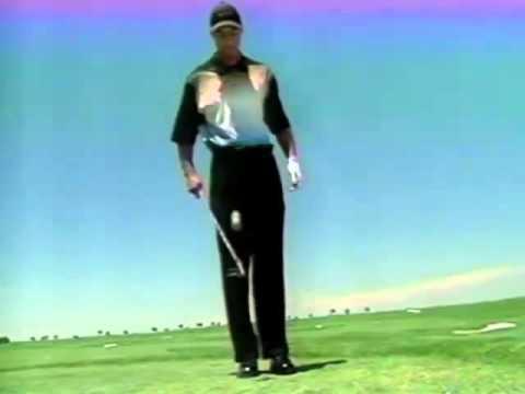Тайгер Вудз и фристайл   Найк! Freestyle golf with Tiger Woods