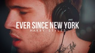 Harry Styles - Ever Since New York - Cover