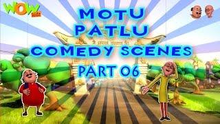 Motu Patlu Comedy Scenes - Compilation Part 6 - 40 Minutes of Fun! As seen on Nickelodeon
