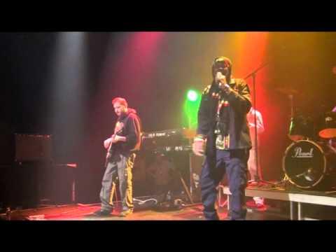 """Black Thunder & Reggae Warrior """"WHY"""" Live"""