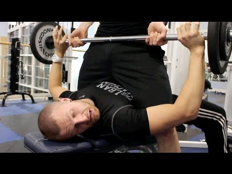 Funny Things That Happen In Gyms