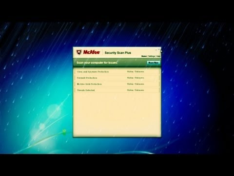 How To Disable Mcafee | DIY Reviews!