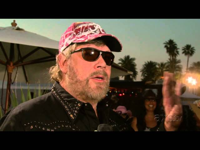Hank Williams Jr. Goes One-On-One with @AXSTV at Stagecoach