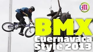 BMX Cuerna Style 2013 / Competition
