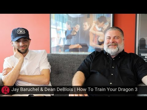 Jay Baruchel & Dean DeBlois | How To Train Your Dragon: The Hidden World