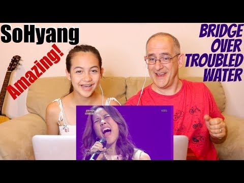 SoHyang 'Bridge Over Troubled Water' [HIT] 불후의명곡2 - 소향 20150509 | REACTION