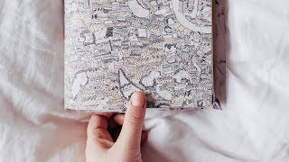Ideas for filling up an entire travel journal