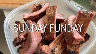 BBQ Ribs, Dogs, and Family Fun | Family Vloggers 2019
