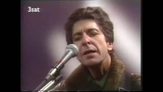 Watch Leonard Cohen The Window video