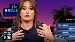 Emily Mortimer Shares a Nightmare Audition