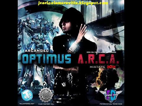 mescla arcangel 2011_con letra