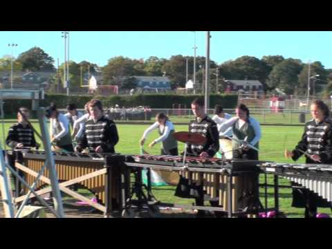 Plymouth High School Marching Band - 10/9/10 New Bedford NESBA Show